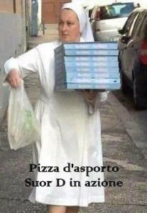 pizza asporto
