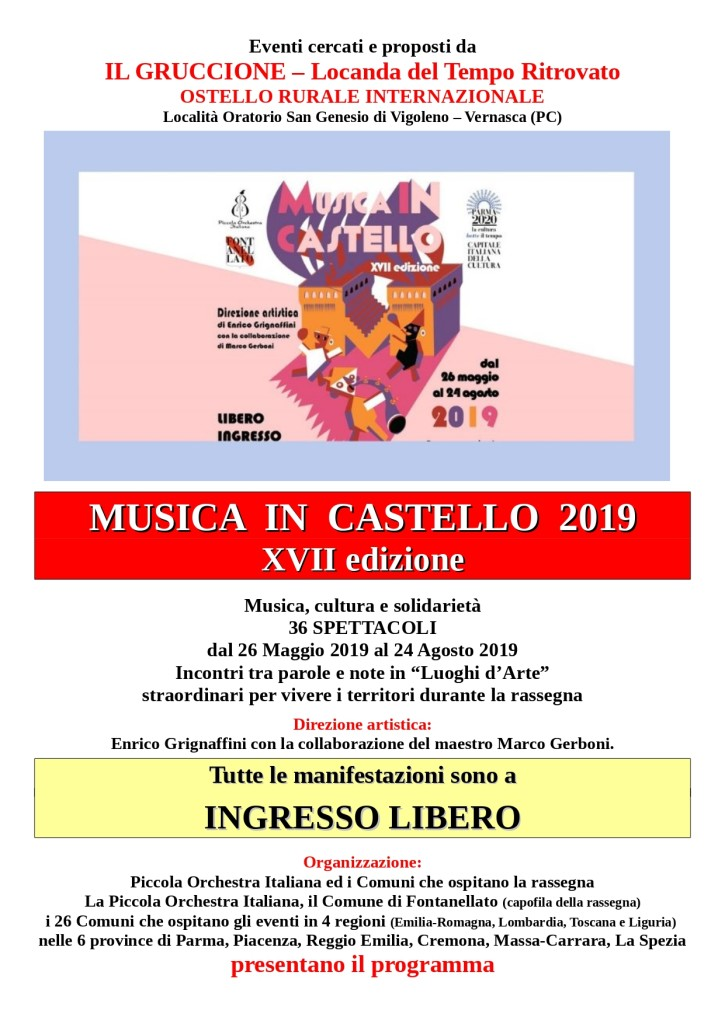 musica in castello pag 1